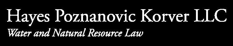 Hayes Poznanovic Korver LLC